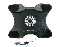 "Подставка для ноутбука Canyon  CNF-NS01   до 17"" Black"