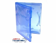 Blue-Ray Box на 1 диск  Lightblue,  Прозрачный
