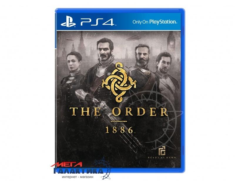 Игра The Order - 1886  (PS4, русская версия) Фото товара №1