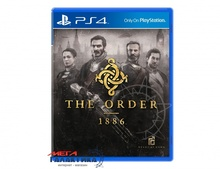 Игра The Order - 1886  (PS4, русская версия)