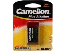 Батарейка Camelion Krona (6LR61) Plus  9V Alkaline (Щелочноя) (10873999000064)