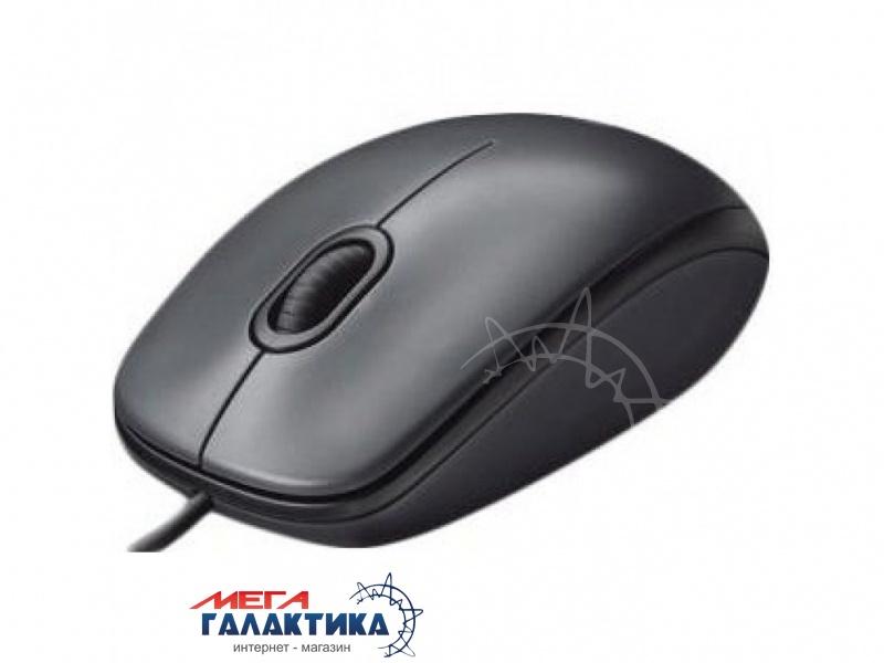 Мышка Logitech M90 910-001794 USB 1000 dpi Black Фото товара №1