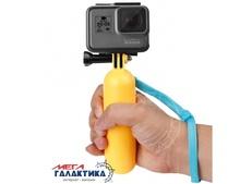 Поплавок для GoPro Hero/2/3/3+/4 PULUZ штатив с ремешком для подводной съемки  Yellow OEM