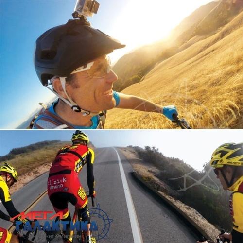 PULUZ Ремень для GoPro Hero/2/3/3+/4  крепление на шлем  Black OEM Фото товара №2
