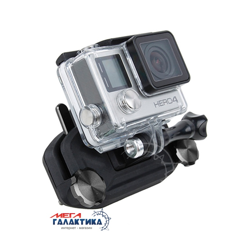 Крепление для GoPro Hero/2/3/3+/4 TMC Универсальное  Black Retail Фото товара №2
