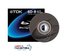 Диск BD-R TDK mini 7.5GB 4x slim