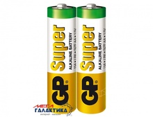 Батарейка GP AA Super  Alkaline 1.5V