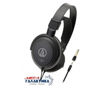 Наушники Audio-technica ATH-AVC200 Black (AT061200AVC)