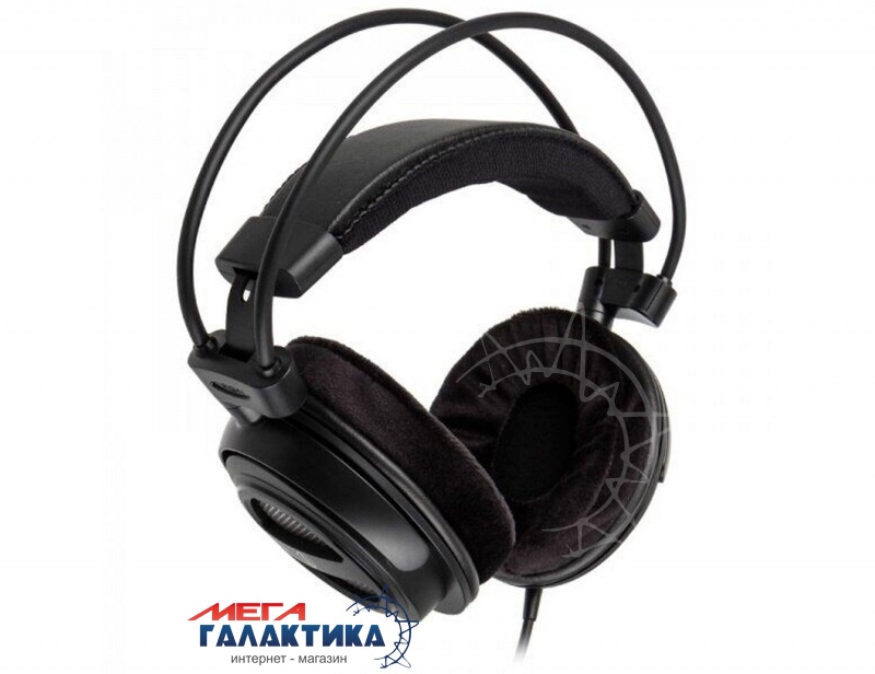 Наушники Audio-technica ATH-AVA400 Black (AT061400AVА) Фото товара №1