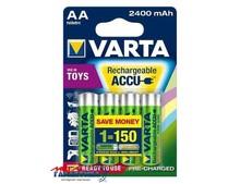 Аккумулятор Varta AA NiMh  2400 mAh 1.2V  (56786)