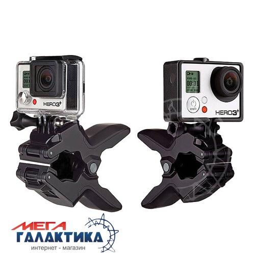 Крепление для GoPro Hero/2/3/3+/4 TMC гибкое с прищепкой  Black OEM Фото товара №2
