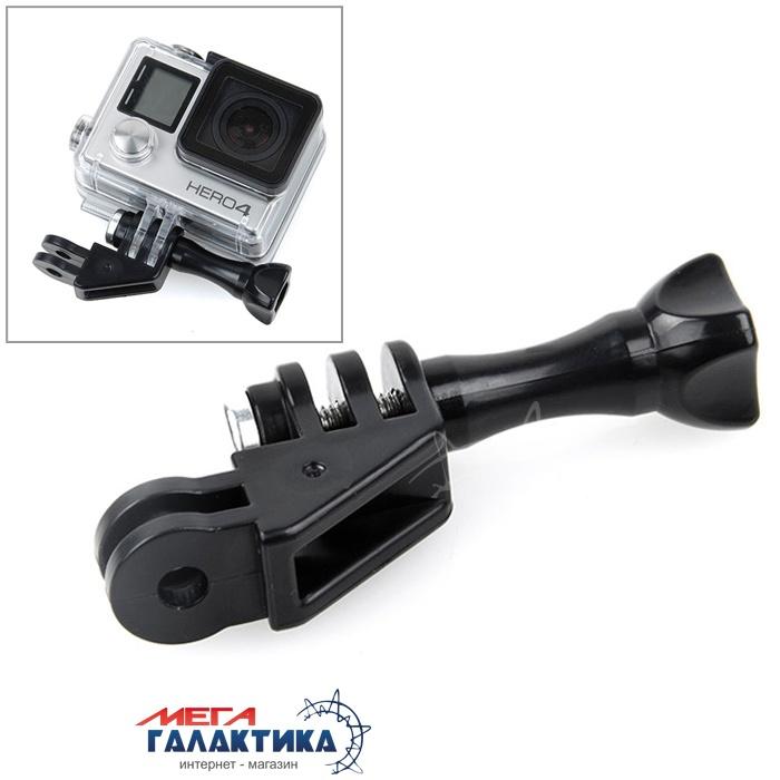 Крепление для GoPro Hero/2/3/3+/4 Megag Угловое  90°  Black OEM Фото товара №2