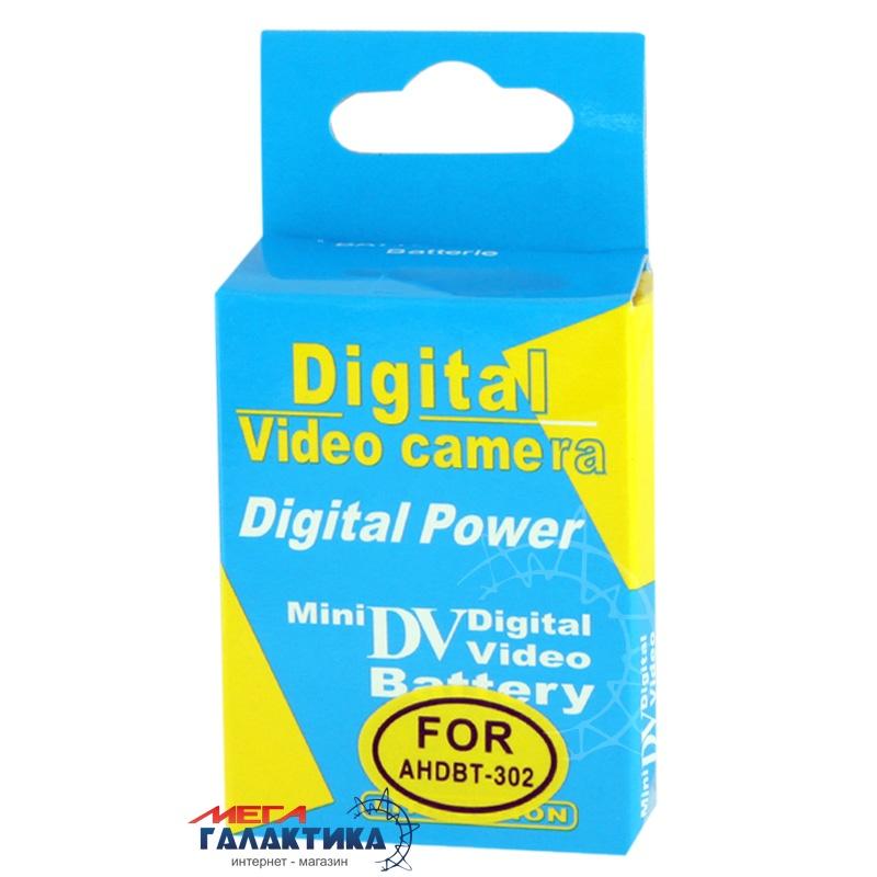 Аккумулятор для GoPro Hero3/3+ Megag для моделей AHDBT-301/302 3.7V 1680mAh  Black Box Фото товара №2