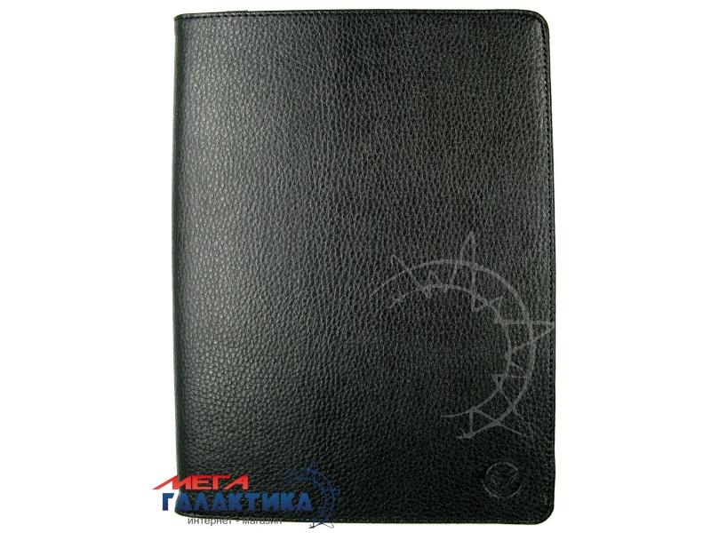 Acer Iconia Tab A500 Чехол, Verteks Подставка, на магните, кожа, устан. под рамку, черн Фото товара №1