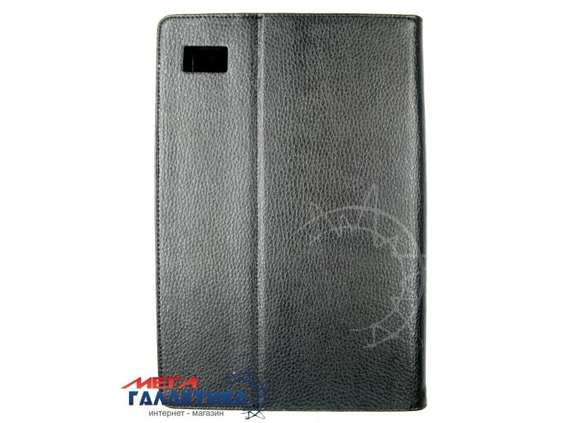 Acer Iconia Tab A500 Чехол, Verteks Подставка, на магните, кожа, устан. под рамку, черн Фото товара №2