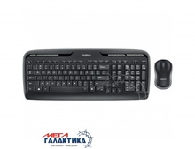 Комплект Logitech MK330 (920-003995) Wireless Радио   Black