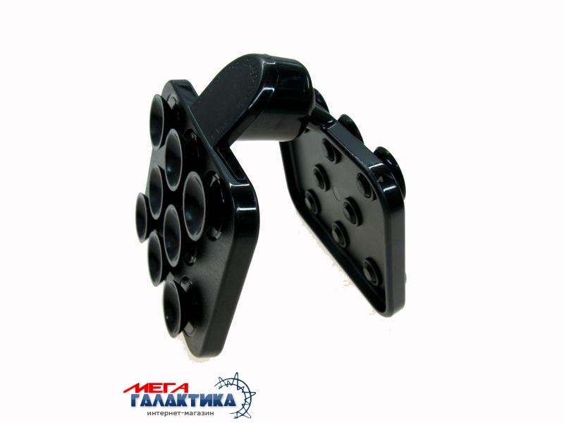 Автодержатель на стекло для планшета Megag Универсальный Вакуумная присоска Black Фото товара №1