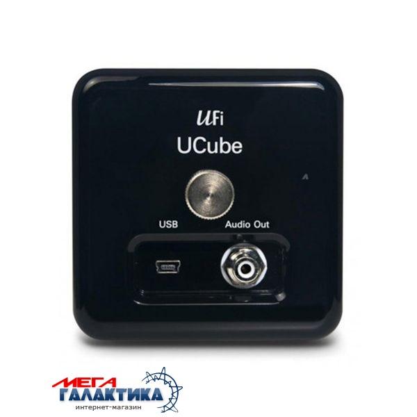 Колонка портативная  2.0 UFi uCube- DB Black  Фото товара №2