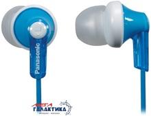 Наушники Panasonic RP-HJE118GU-A  Blue (6054966)