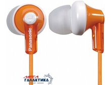 Наушники Panasonic RP-HJE118GU-D Orange (6047161)