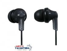 Наушники Panasonic RP-HJE118GU-K  Black (6047162)