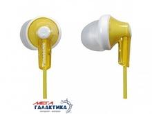 Наушники Panasonic RP-HJE118GU-Y  Yellow (6054965)