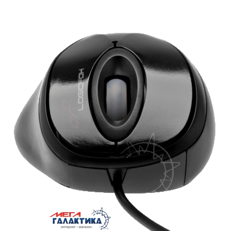 Мышка Logicfox LF-MS 005  USB  800 dpi  Black  Фото товара №2
