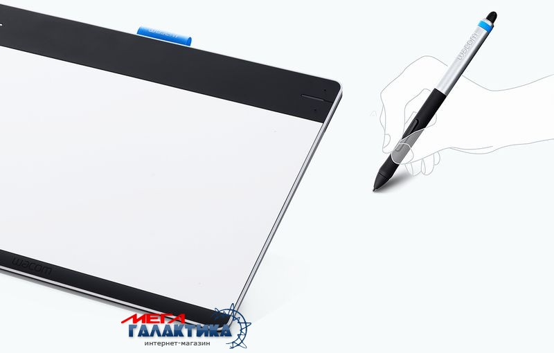 Wacom Intuos Pen & Touch M USB CTH-680S-RUPL Фото товара №2