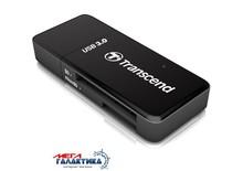 Картридер Transcend TS-RDF5K USB 3.0  Black