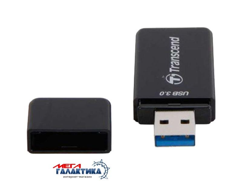Картридер Transcend TS-RDF5K USB 3.0  Black Фото товара №2