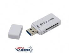 Картридер Transcend TS-RDF5W USB 3.0  White