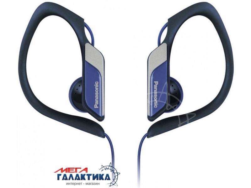 Наушники Panasonic RP-HS34E-A Blue (6146869) Фото товара №1