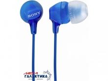 Наушники Sony MDR-EX15LP Blue (MDREX15LPLI)