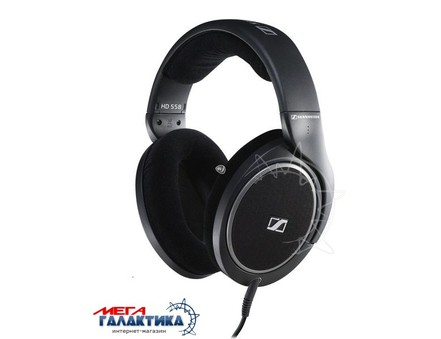 Наушники Sennheiser HD 558 Black (504630)