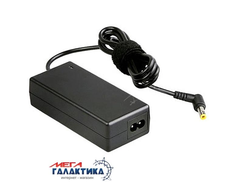 Блок питания Для ноутбука Megag   90W 19V 4.74A 5.5x2.5mm Asus  Black G74 / U43 / A43 / N73 / N75 / P31 Фото товара №1
