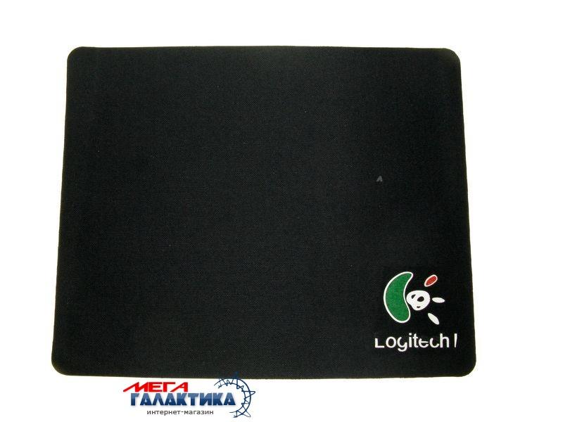Коврик Logitech MSM-K2     Резина + ткань Black  Фото товара №1