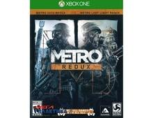 <span class='textAkcionName'>Цена интернет магазина!</span> Игра Metro: Redux  (Xbox One, английская версия)