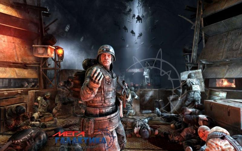 Игра Metro: Redux  (Xbox One, английская версия) Фото товара №2