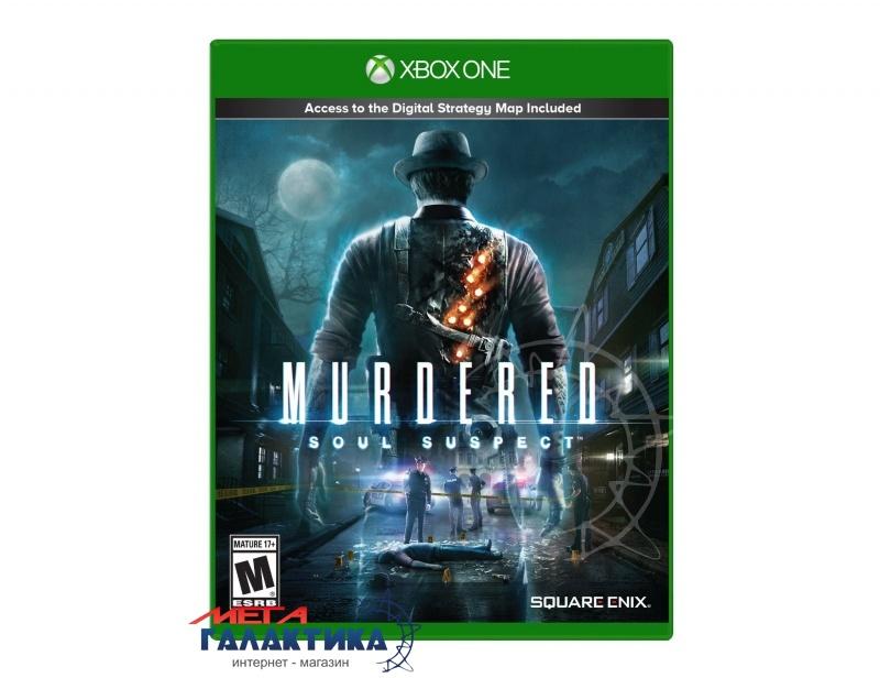 Игра Murdered: Soul Suspect  (Xbox One, английская версия) Фото товара №1