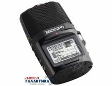 Диктофон Zoom H2n + комплект аксессуаров Нет встроенной памяти  Black