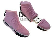 Флешка Uniq USB 2.0 КЕД розоовый 4GB (04C35030U2)