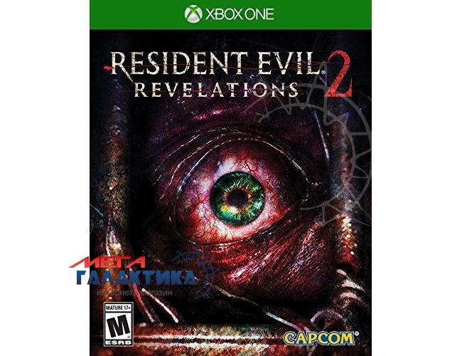 Игра Resident Evil: Revelations 2  (Xbox One, русские субтитры) Фото товара №1