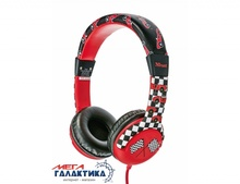 Наушники Trust Urban Spila Kids Car Red Black