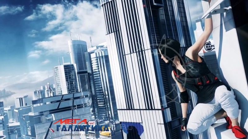 Игра Mirror's Edge Catalyst  (PS4, русская версия) Фото товара №2