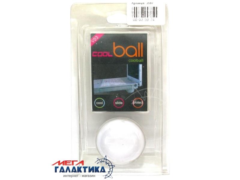 Подставка для ноутбука Megag  Сool Ball V03    White  Фото товара №2
