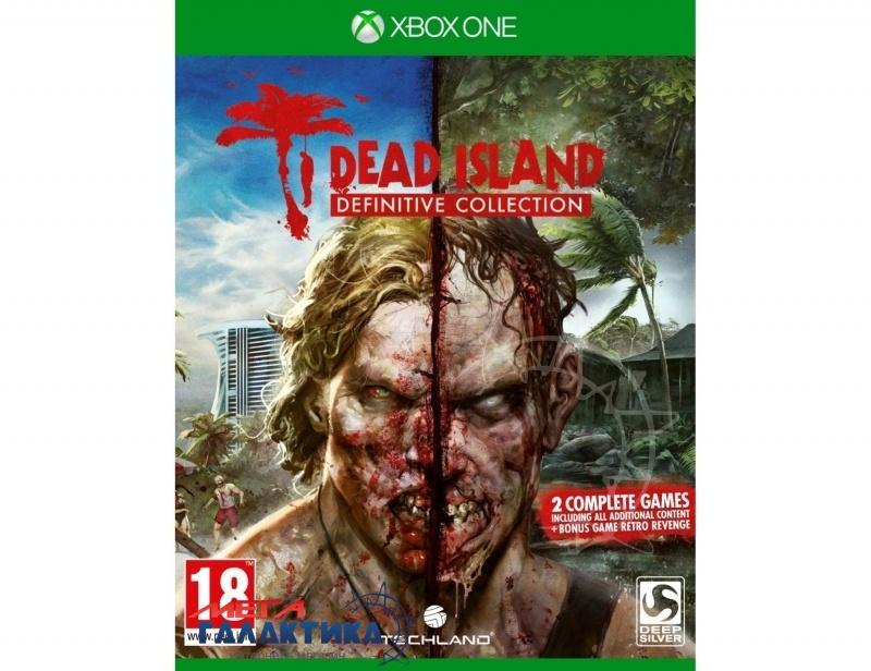Игра Dead Island: Definitive Collection  (Xbox One, русские субтитры) Фото товара №1