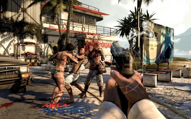 Игра Dead Island: Definitive Collection  (Xbox One, русские субтитры) Фото товара №2