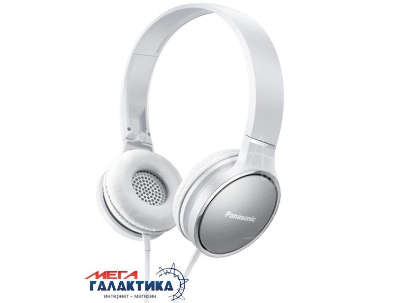 Гарнитура Panasonic RP-HF300GC-W White Gray  Фото товара №1
