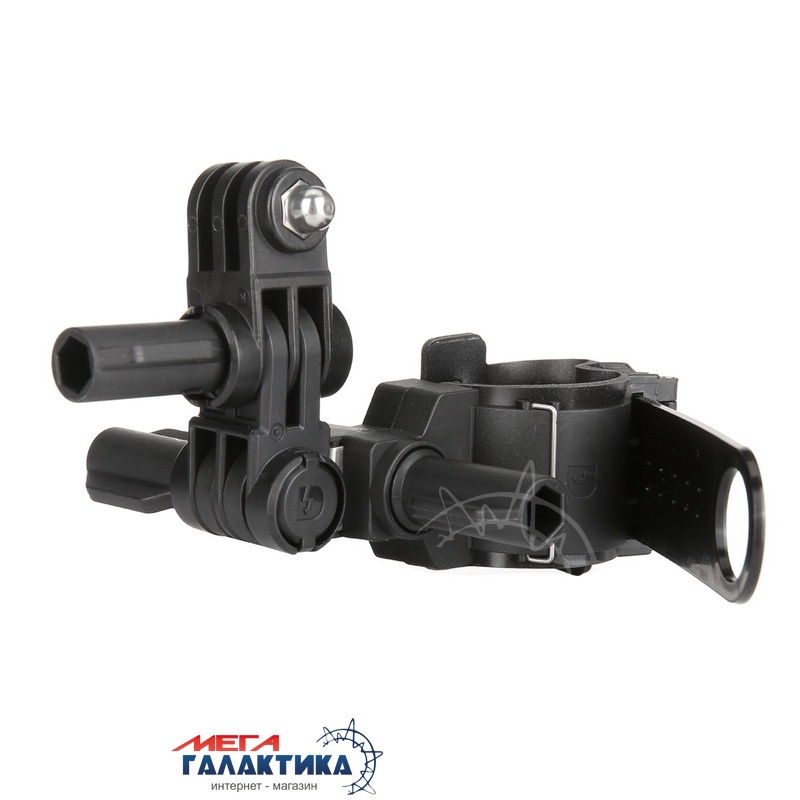 Крепление для GoPro Hero/2/3/3+/4 Megag DZ-SG4 Roll Bar Mount  Black OEM Фото товара №2
