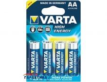Батарейка Varta AA HIGH Energy   1.5V Alkaline (4906121414)
